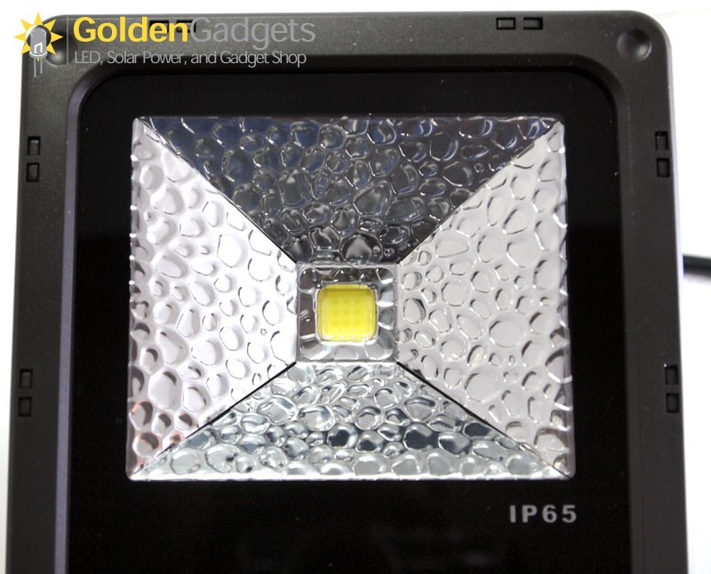 10-Watt LED Flood Light 12-24V DC/AC – IP65