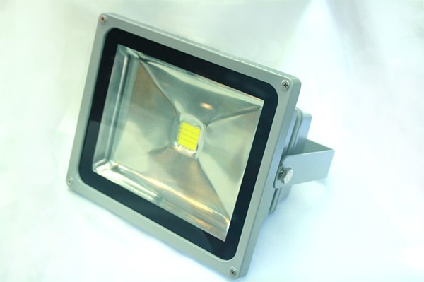 30-watt LED Flood Light - 12V DC/AC