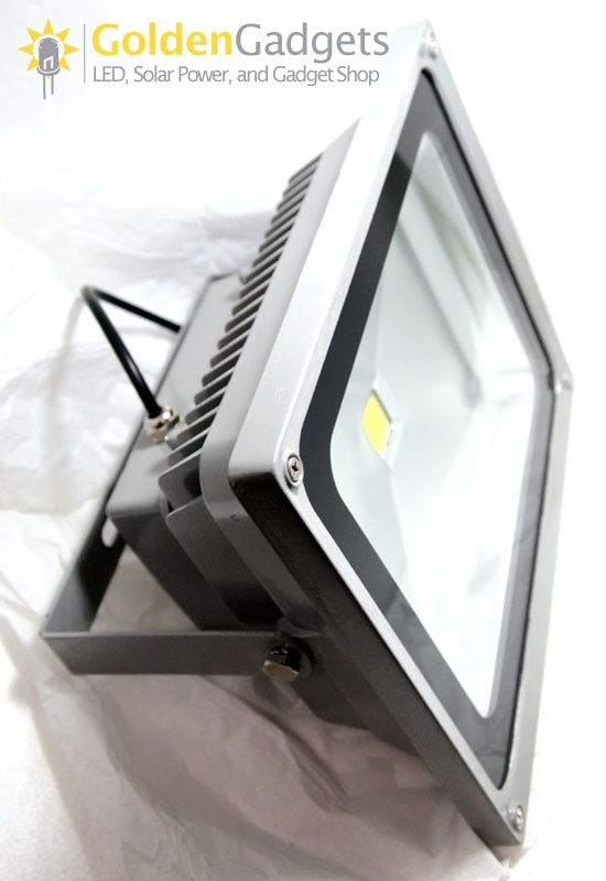 50-Watt LED Flood Light AC 85-250V